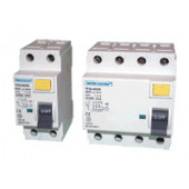 Omrežno zaščitno stikalo - FID 25 A, 100 mA, 4P, 6 kA, A+AC