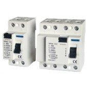 Omrežno zaščitno stikalo - FID 40 A, 100 mA, 2P, 6 kA, AC