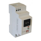 Časovni rele-dvofunkcijski, modularni, širina 2 modulov 230V AC/24V AC/DC, 0,1s-99h, 5A/250V AC, 5A/30V DC