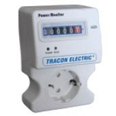Števec električne porabe – elektromehanski, za namestitev v vtičnico 230 V, 16A, 1F