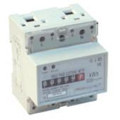 Števec električne porabe – elektromehanski, neposredno merjenje, 1F, 230V / 20 (60)A