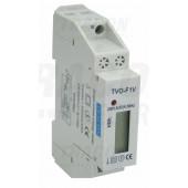 Števec električne porabe - LCD prikaz, neposredno merjenje, 1F, 230V / 5 (32)A