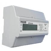 Števec električne porabe - LCD prikaz, neposredno merjenje, 3F, 400V / 10 (100)A