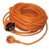 Kabelski podaljšek 20m, 3x1mm2, 10 A