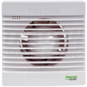 Ventilator za kopalnico (kroglični ležaj + timer) 230 VAC, 15 W, 80 m3 / h, 33 dB, 100 mm