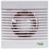 Ventilator za kopalnico (kroglični ležaj) 230 VAC, 15 W, 80 m3 / h, 33 dB, 100 mm