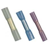 Krčljiv vezni tulec 4 mm2, L=41,5 mm, d1=3,6 mm, rumen