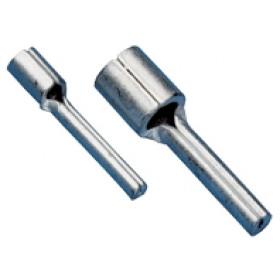 Igličasti kabelski čevelj 2,5 mm2, d1=2,2 mm, L=16,3 mm