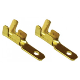 Neizolirani vtični kontakt 6,3x0,8mm, 1-2,5mm2