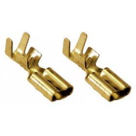 Neizolirani natični kontakt 4,8x0,5 mm, 0,5-1 mm2