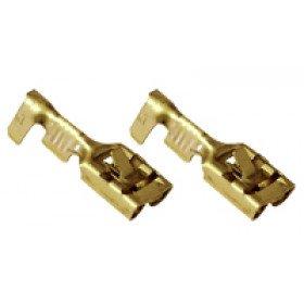 Neizolirani natični kontakt 6,3x0,8 mm, 1-2,5 mm2