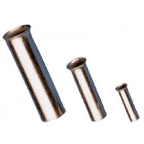 Neizolirana votlica 6 mm2, L=15 mm