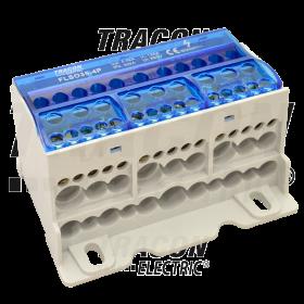 Odcepna vrstna sponka za glavni vod, odpiralna 4×35(25)mm2 / 3×5×10,3×2×25 / 4×16,6×25mm2, 690VAC/DC,125A