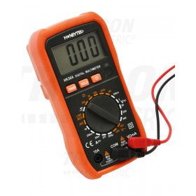 Digitalni mulitmeter DCV, ACV, DCA, OHM, diode check, NCV, signal