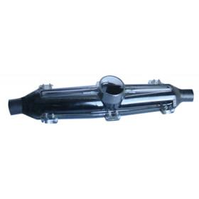 S smolo zalita ravna oprema  za spajanje kabla, 4x1,5-10 mm2