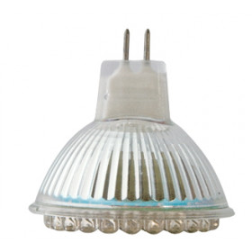 LED spot svetilo, MR16, 12V, 3W, 3000K, 60 LED, 120º