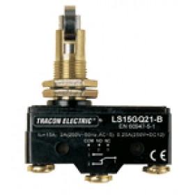 Pozicijsko stikalo, s koleščkom 1×CO, 15A/250V AC, 90°, IP00
