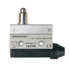 Pozicijsko stikalo, stožčasto, odbojno 1×CO, 10A/250V AC, 22mm, IP40