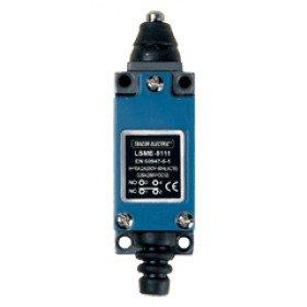 Pozicijsko stikalo, stožčasto-odbojno2xCO, 5A/250V AC, IP54