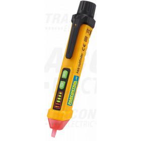 Preizkuševalec napetosti brez kontakta 12-1000VAC, NCV