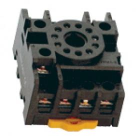 Podnožje za RM11, RT11 industrijski rele s 3 kontakti