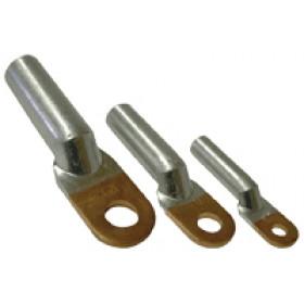 Cu-Al očesni kabelski čevelj 16 mm2, d1=5,8 mm, d2=8,5 mm