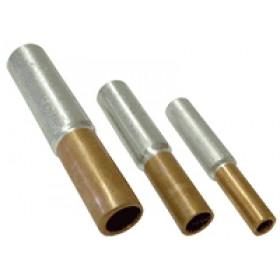 Cu-Al vezni tulec 10/16 mm2, d1=5,6 mm, d2=6,2 mm