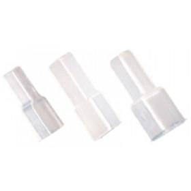 PVC izolacija za kabelske spojke (CS5) in (CSH6) 6,3x0,8 mm