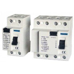 Omrežno zaščitno stikalo - FID 25 A, 30 mA, 2P, 6 kA, AC