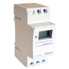 Elektronsko urno stikalo (tedensko), 230 V, 16(4) A