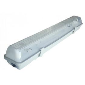 Svetilka nadgradna 1x36 W z elektronsko dušilko, IP 65