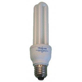 Varčna žarnica, 2U, E27, 14W, 2700K, 810lm, 6000h