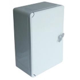 Plastična razdelilna omara 400x300x170mm, IP65