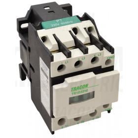 Kontaktor 660V, 9A, 4kW, 230V AC, 3×NO+1×NC