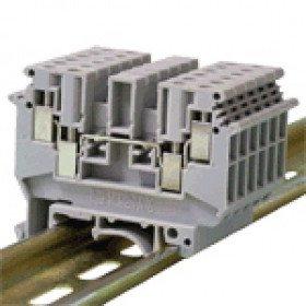 Vrstna sponka VS s štirimi sponkami, 0,2-4 mm2, 32 A