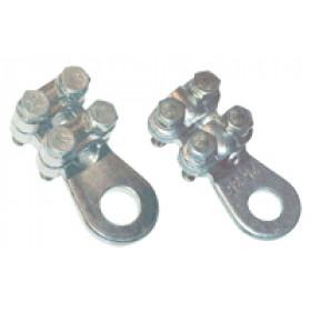 Vijačni kabelski čevelj 16-25 mm2, d2=8,5 mm, 4 vijaki