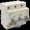 Inštal.odklopnik za velike tokove, 3 polni, C karakteristika 63A, 3P,10kA