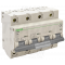 Inštal.odklopnik za velike tokove, 4 polni, C karakteristika 125A, 4P,10kA
