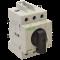 Vrstno ločilno stikalo, možnost zaklepanja 400V, 50Hz, 125A, 3P, 25-50mm2