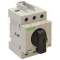 Vrstno ločilno stikalo, možnost zaklepanja 400V, 50Hz, 80A, 3P, 25-50mm2