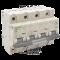 Inštal.odklopnik za velike tokove, 4 polni, C karakteristika 63A, 4P,10kA