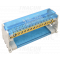 Modularna odcepna vrstna sponka, odpiralna 2×25(25)mm2 / 6×10(6)mm2, 7×16(10)mm2, 500VAC/DC, 100A