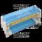 Modularna odcepna vrstna sponka, odpiralna 2×25(25)mm2 / 4×10(6)mm2, 5×16(10)mm2, 500VAC/DC, 100A