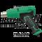 Toplozračna pištola v plastični torbi, +5x šoba 230V, 50Hz, 1000/2000W, 350/600 C