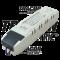 LED gonilnik za regulacijo jakosti svetlobe, za 48 W panele 250 VAC, 0,23 A / 30-40 VDC, 1050 mA, 1-10 V