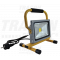 Prenosni LED reflektor - montažni 20W, 4500K, IP65, 85-265V AC, 1400lm, EEI=A