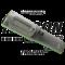 Ročna LED svetilka večje zmogljivosti 10/3W, 6500K, 3,7V, 6600 mAh, Li-Ion, 1000/220lm, 3/9h, IP54