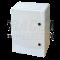Plastična razdelilna omara 400x300x195mm, IP65